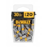 KIT C/ PONTA PHILLIPS PH2 DEWALT TIC TAC DWA1PH2-30