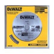 LAMINA WIDEA 7 1/4x1 48D P/ALUMINIO DEWALT (DW03200)