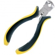 "Mini Alicate de Corte Frontal 4.1/2"" (Black Jack B034)"
