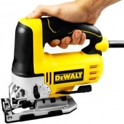 Serra tico tico Profissional 500 watts Dewalt + 6 Lâminas - DW300