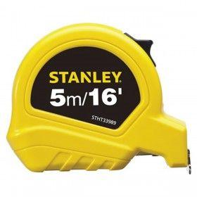 Caixa De Ferramentas Stanley + trena 5m Brinde  (stanley 19-013)