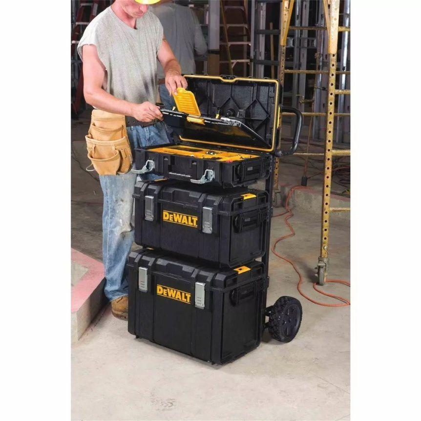 Carrinho De Alumínio Toughsystem® Modelo Dwst08210 Dewalt