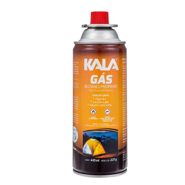 CARTUCHO GÁS 227g - KALA - 861669