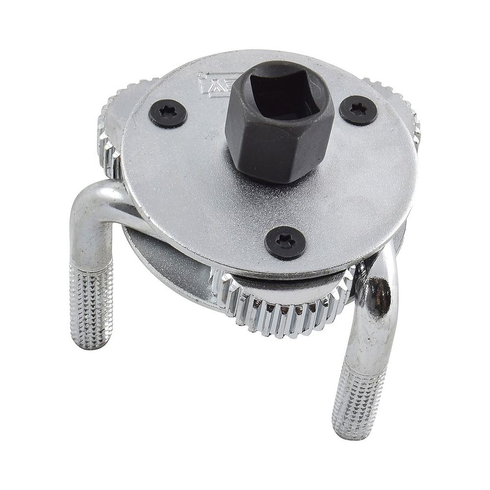 Chave Ajustável de 3 Braços para Filtro de Óleo (Stanley 79-043)