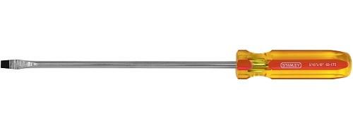 """Chave de Fenda PRO 5/16"""" x 10'' (Stanley 69-175)"""