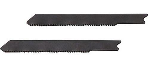 Conjunto com 2 Lâminas Convencionais para Serras Tico-Tico 18DPP (Black & Decker 75-253K)