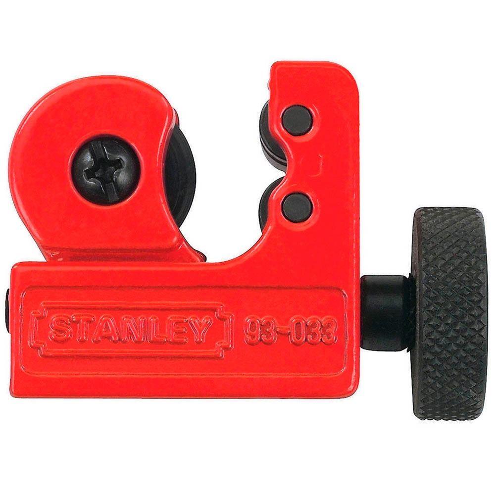 "Cortador de Tubos Mini  de 1/8"" à 5/8"" (Stanley 93-033)"