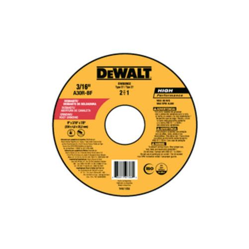DISCO DESB/RAIZ 2x1 MET. 4 1/2x3/16x7/8 (DW80403)
