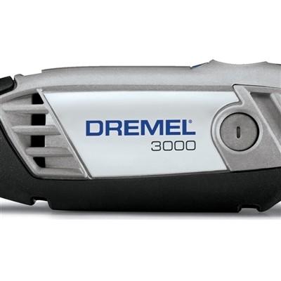 Micro Retífica Dremel 3000, 10 peças