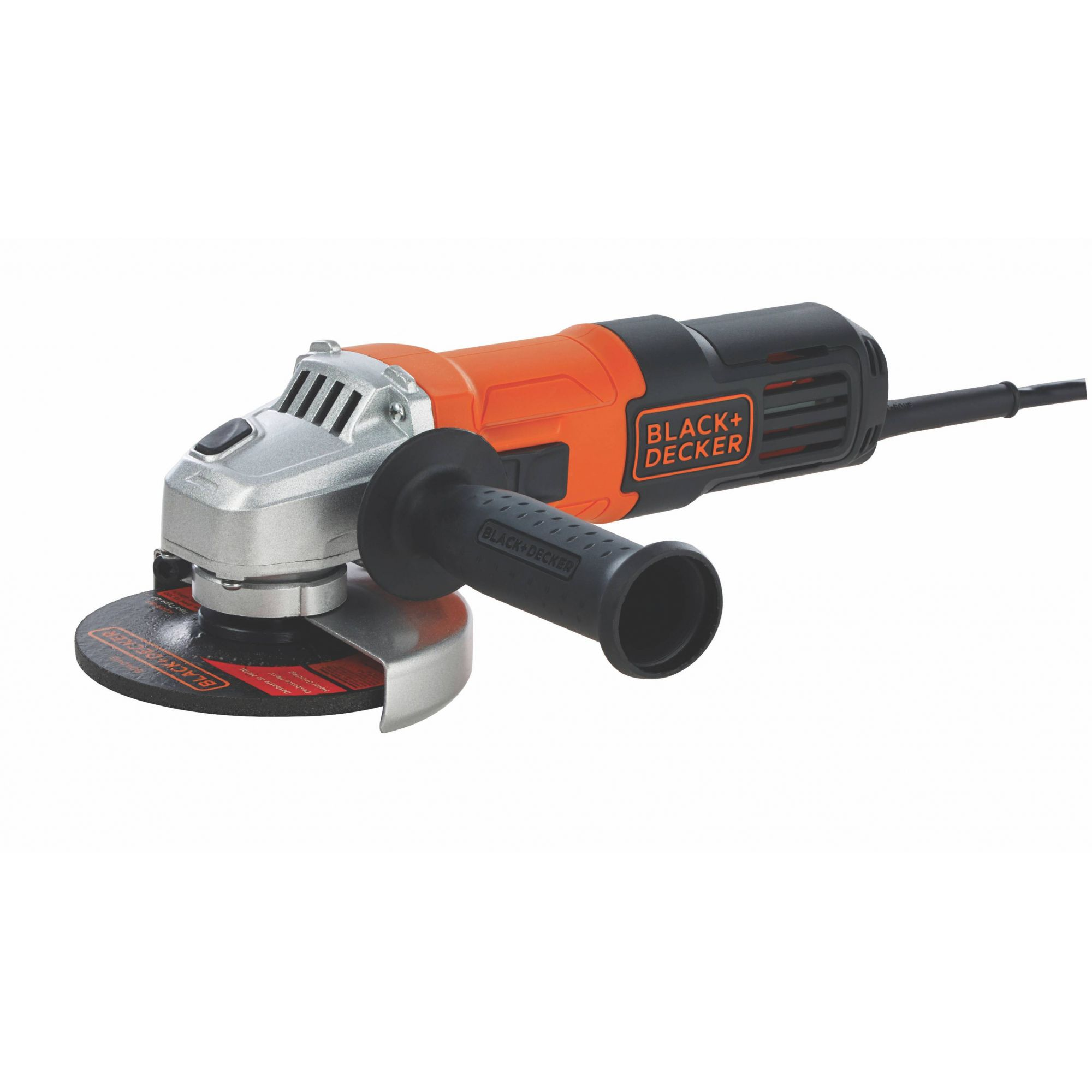 "ESMERILHADEIRA ANGULAR 4 1/2"" 650W BLACK AND DECKER G650"