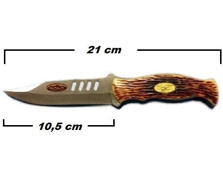 Faca Esportiva Hunter (Kala 104736)
