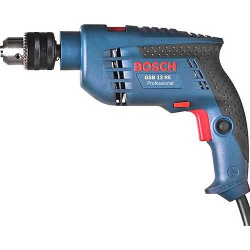 Furadeira de Impacto Bosch GSB 13 RE 650W + COLETOR DE PÓ