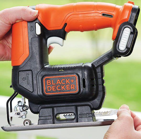 Kit De Ferramentas À Bateria 12v 5 Em 1 Gopak Black Decker BDCK502C1-B3