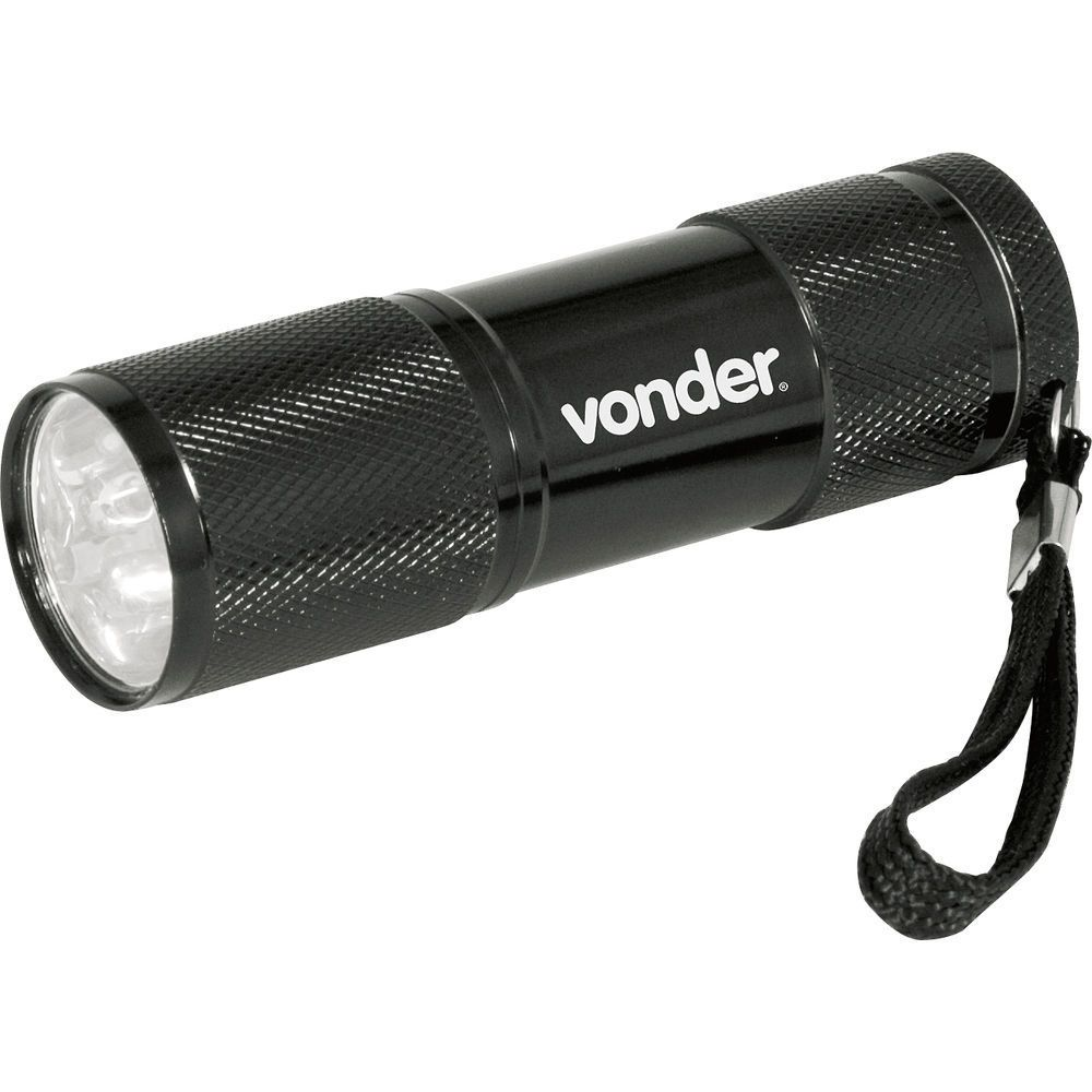 LANTERNA CHAVEIRO LED LLV 0009 VONDER - 8075009000