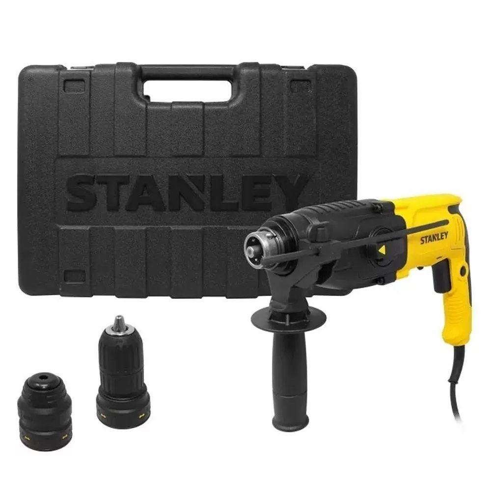 Martelete Stanley SDS Plus 2,4 J 800W  SHR264K