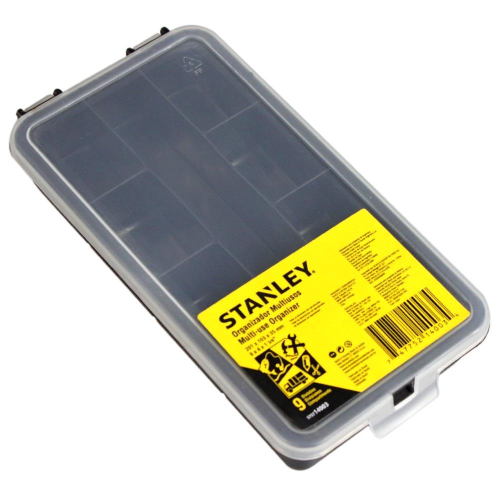 Organizador  Pequeno 102 x 201 x 36 mm (Stanley STST14003)