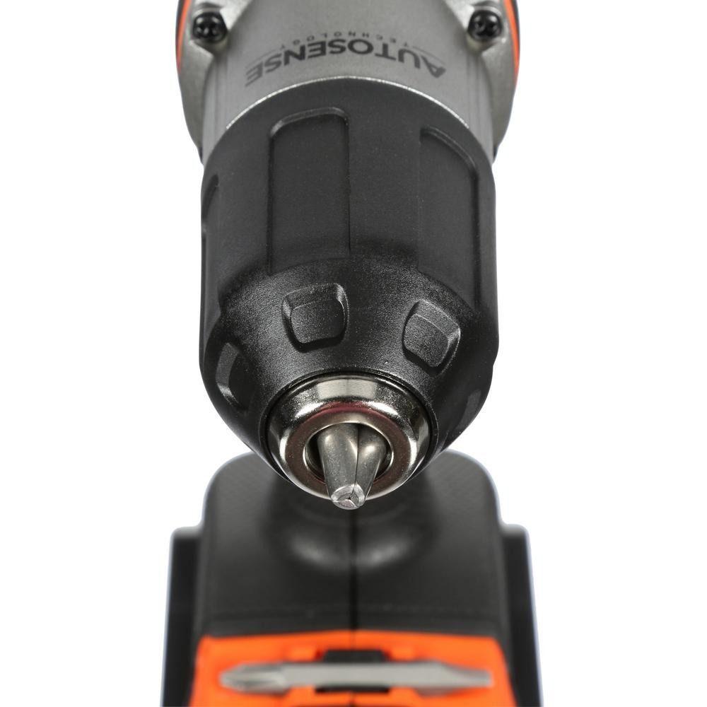 Parafusadeira Furadeira Bateria 20V Autosense B+D BDCDE120C