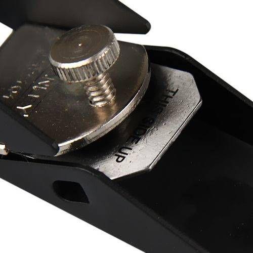 """Plaina Para Pequenos Acabamentos 90mm 3-1/2"""" 12-101 Stanley"""