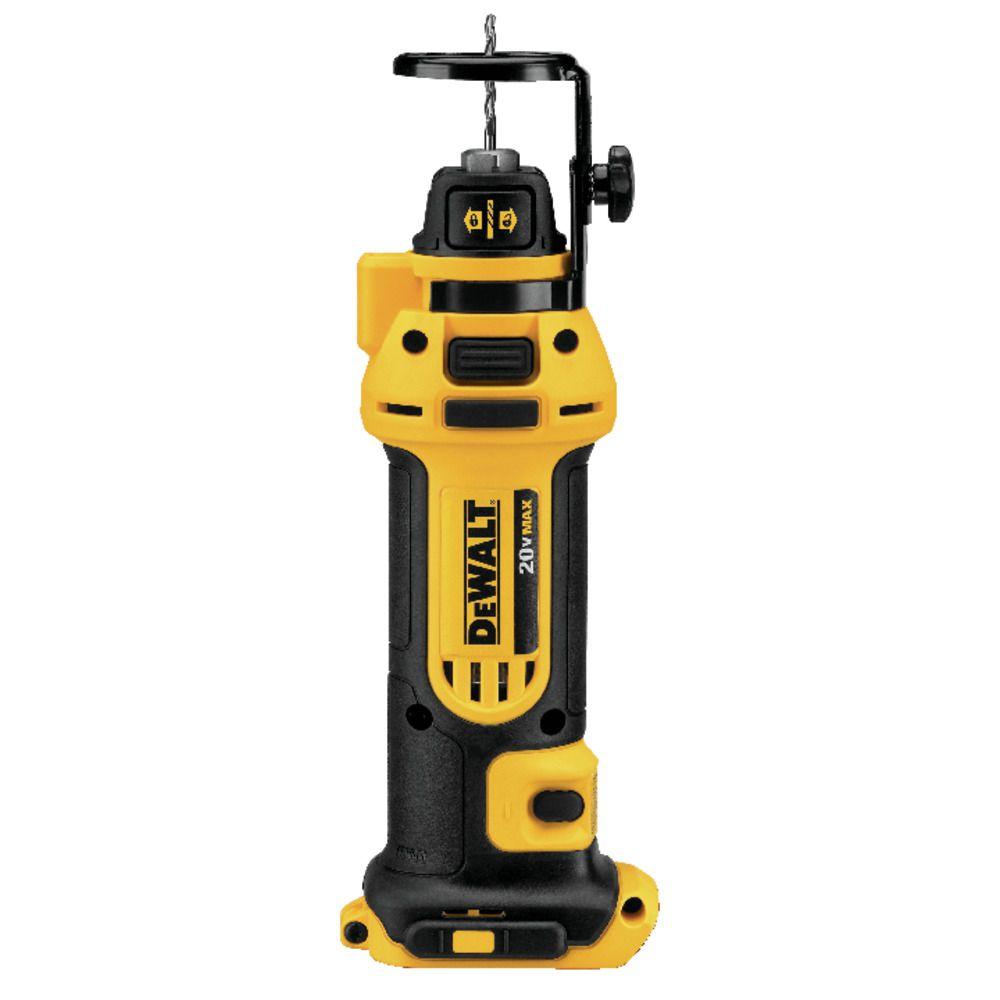 Cortador De Gesso Dcs551b-B3 Drywal 20v A Bateria Dewalt
