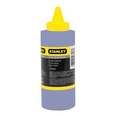 Refil de Giz para Tira Linha Preto (Stanley 47-808)