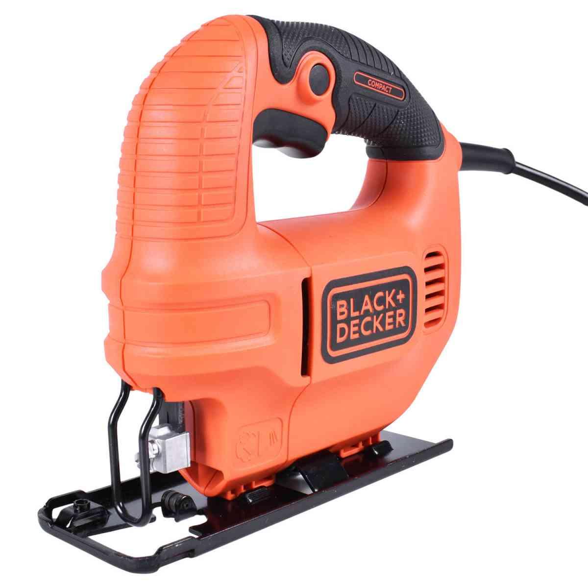 SERRA TICO TICO 420W BLACK AND DECKER KS501