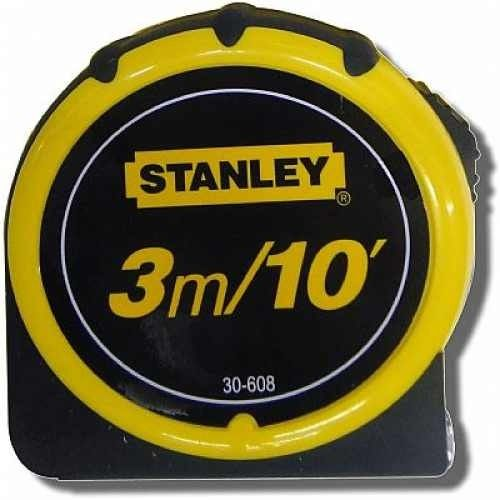 Trena   Metrica Global Plus 3m (Stanley 30-608)