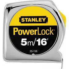 Trena  Stanley PowerLock  5 m (Stanley 33-158)
