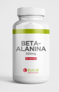 Beta Alanina 500mg - 60 cápsulas