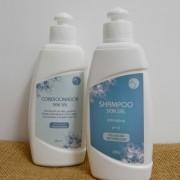 Combo Shampoo e Condicionador sem Sal