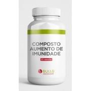 Composto Aumento de Imunidade - 30 cápsulas