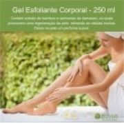 Gel Esfoliante Corporal com Bamboo - 250 g