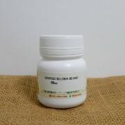 Ginkgo Biloba 40 mg - 60 cápsulas