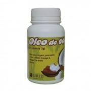 Óleo de Coco 1g - 60 cápsulas