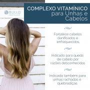 Pantogar - Complexo Vitamínico para Queda de Cabelos - 60 cápsulas