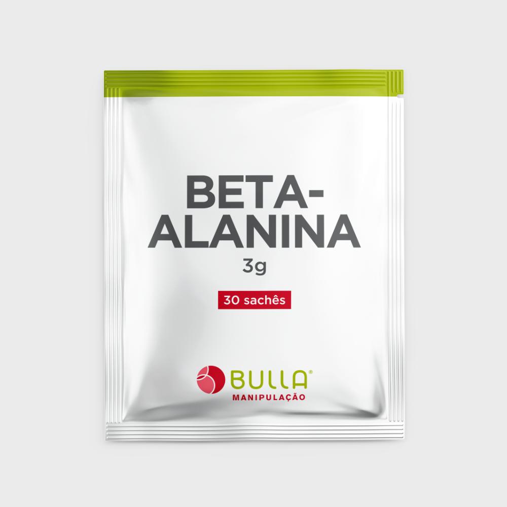 Beta Alanina  3g - 30 envelopes