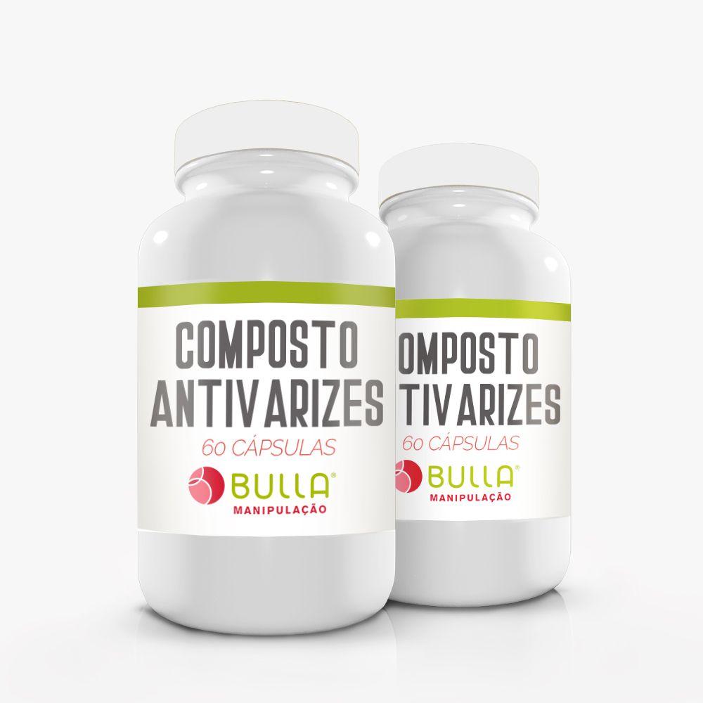 Composto Antivarizes - 60 cápsulas