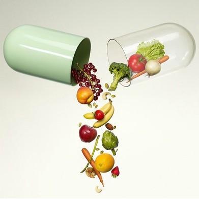 Composto Polivitamínico - 30 cápsulas  - Bulla Farmácia de Manipulação