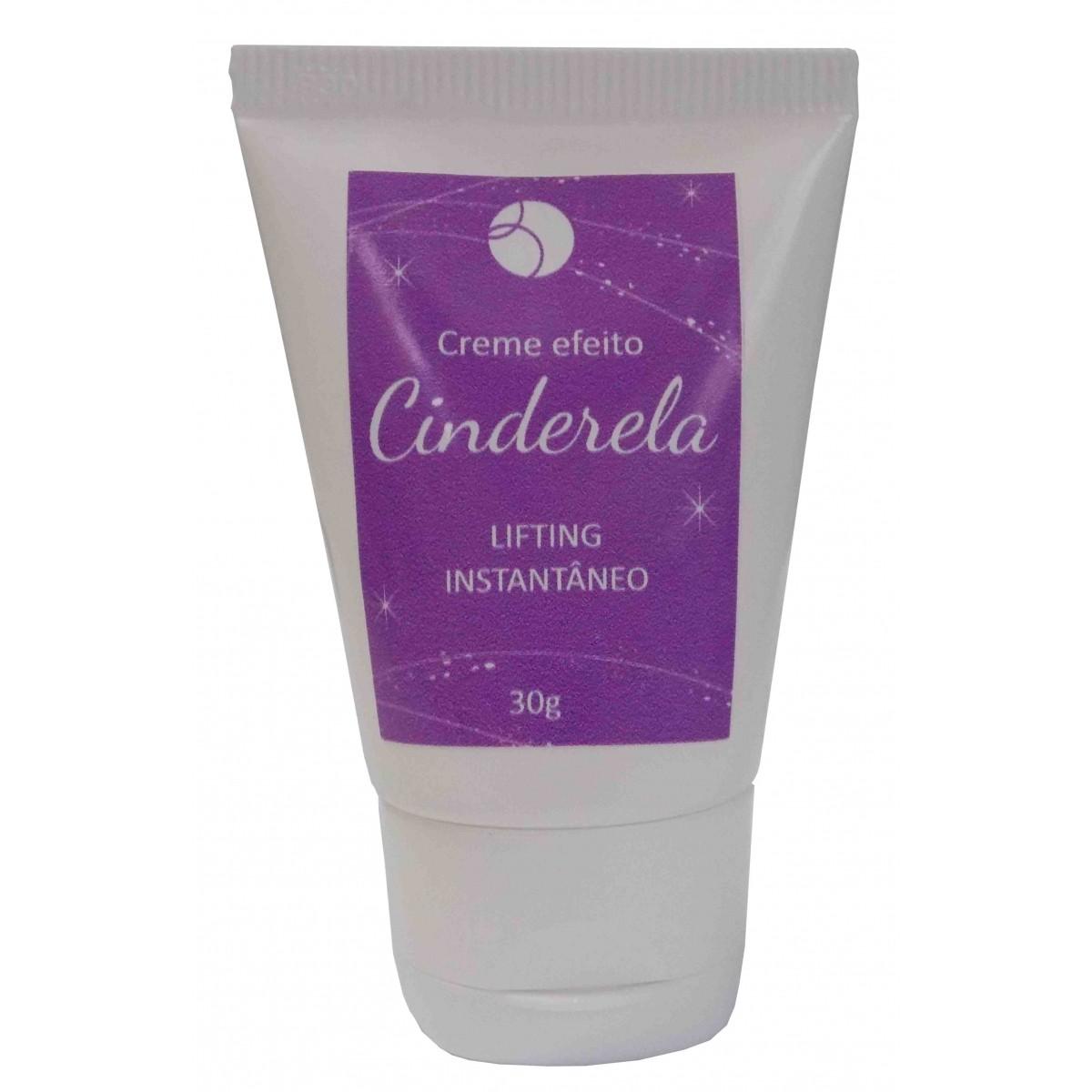 Creme Efeito Cinderela - 30g  - Bulla Farmácia de Manipulação