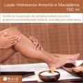 Loção Hidratante Amarilis e Macadâmia 150 ml  - Bulla Farmácia de Manipulação
