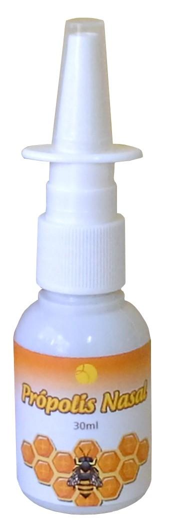 Própolis Nasal - 30 ml   - Bulla Farmácia de Manipulação