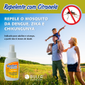 Repelente de Insetos - 120 ml  - Bulla Farmácia de Manipulação