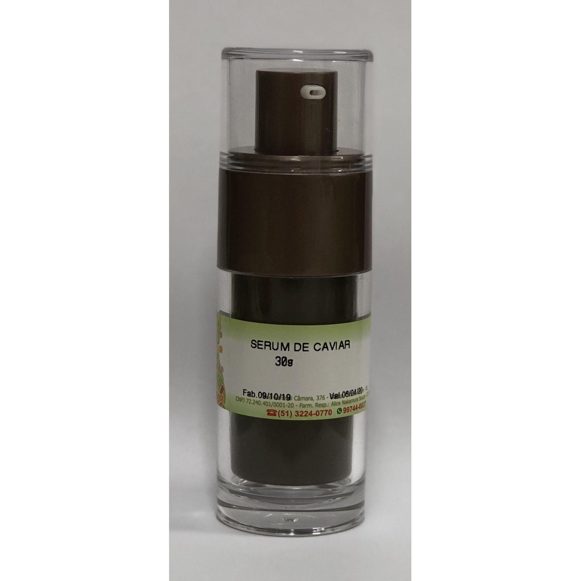 Sérum de Caviar - 30 g