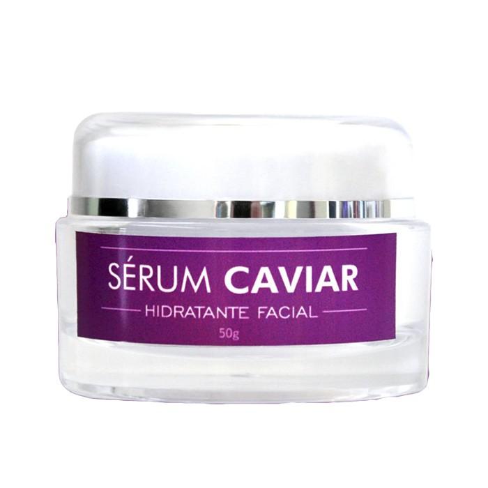 Sérum de Caviar - 50 g  - Bulla Farmácia de Manipulação