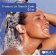 Shampoo Óleo de Cade 120 ml   - Bulla Farmácia de Manipulação