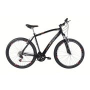 Bicicleta Track Bikes Black 29  Mountain Bike Aro 29 Seminova