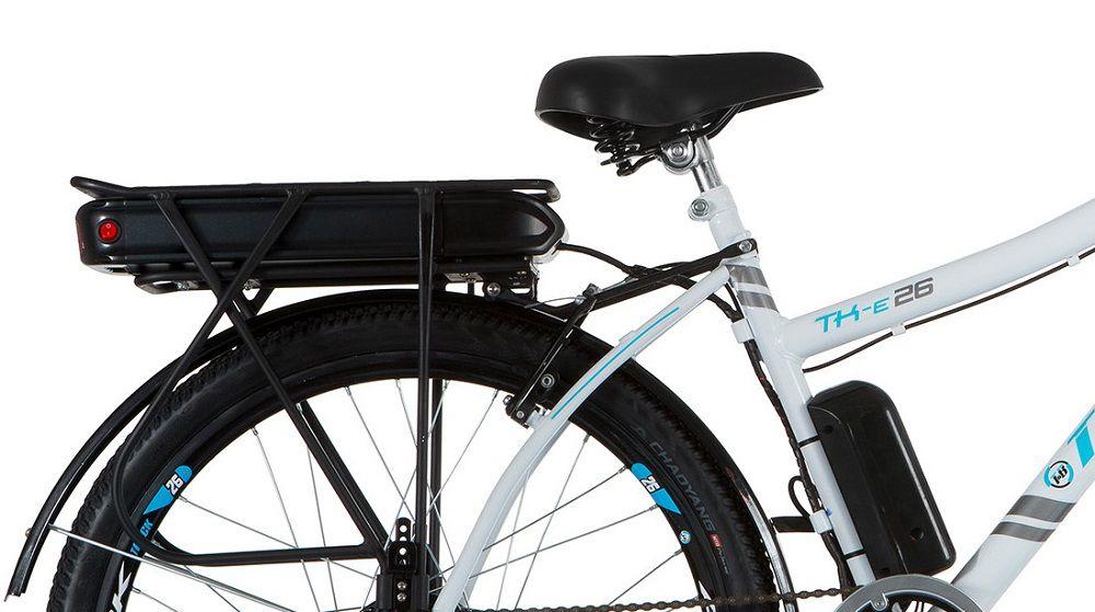 Bicicleta Elétrica Track Bikes TB TKE 26 Mountain Bike Aro 26