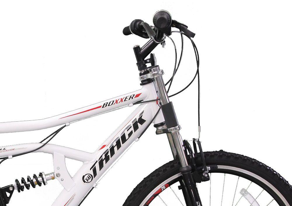 Bicicleta Track Bikes  Boxxer New Mountain Bike Aro 26 Seminova