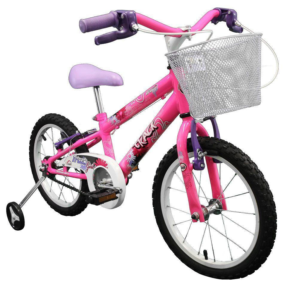 Bicicleta Track Bikes Track Girl Infantil Aro 16