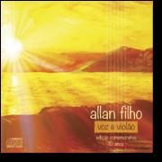 CD - Allan Filho - Voz e Violão