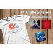 KIT | CLUBE DE ARTE | Sementes do Bem